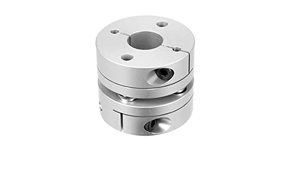 12mm to 14mm Bohrung Ein Membrankotorrad Flexibel Kupplung Steckverbinder