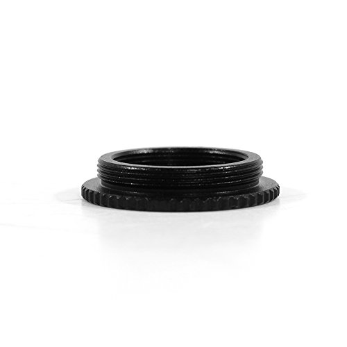 M25x0.75weiblich Gewinde bis RMS (Royal Mikroskopie Gesellschaft) Gewinde Adapter Anzug für Nikon Leica Ziel zu RMS