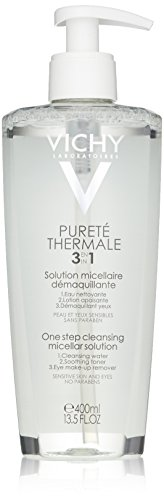 Vichy Purete Thermale Calming Cleansing Micellar, Donna, 400 ml