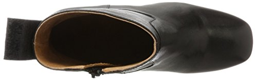 Hudson London Damen April Stiefel Schwarz (Black)