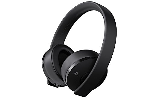 PlayStation 4 Gold Wireless Headset screenshot