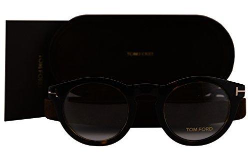 Tom Ford FT5459 Brillen 48-24-145 Dunkel Havana Mit Demonstrationsgläsern052 TF5459 TF 5459 FT 5459