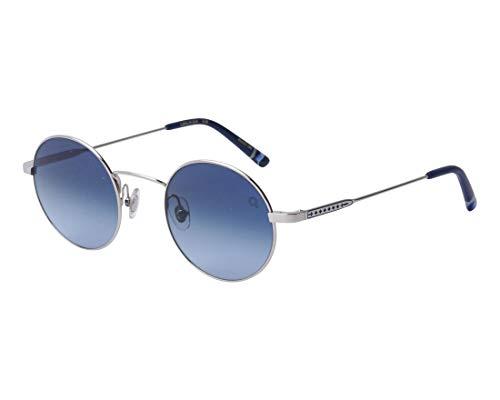 Etnia Barcelona Sonnenbrillen (LAPA SLBL) silber - grau-blau verlaufend