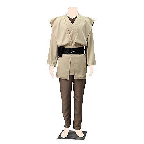 Obi Cosplay Kostüm Wan Kenobi - Dream2Reality Star Wars Cosplay Kostuem Obi-Wan Kenobi Ver.1 Cloth XXX-Large