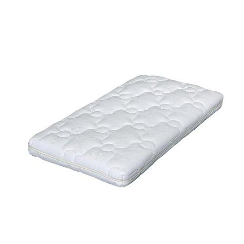 Preisvergleich Produktbild Benjamin Kinderbettmatratze Bezug waschbar 60°C von der Firma Malie - Grösse 60x140