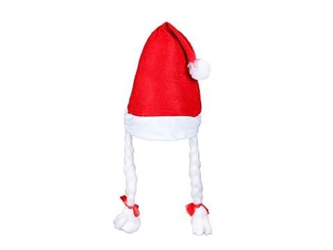 Lot de 12 Bonnets de mère Noël