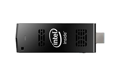Intel Compute Stick 2GB/8GB G1 BOXSTCK1A8LFCR Desktop-PC (Intel Atom Z3735F, 1,3GHz, 1GB RAM, Intel HD Graphics, Linux) schwarz Intel Hd Graphics-bluetooth