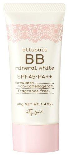 Ettusais BB Mineral White 30 SPF45PA++ [Health and Beauty]