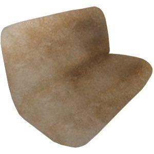 Synthetic Schaf Haut Bench/Rücksitzbezug–Natur