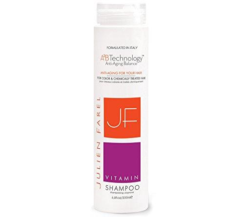 JULIEN FAREL Shampooing Vitaminé, 200 ml