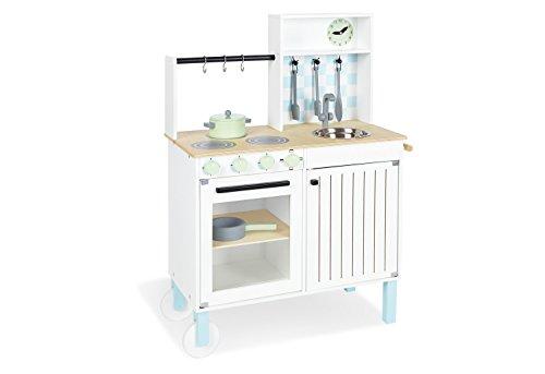 Pinolino 229474 - Kombi-Küche 'Alfons', bunt