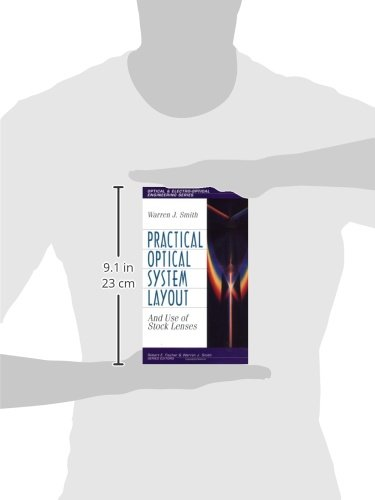 Practical Optical System Layout: And Use of Stock Lenses (McGraw-Hill Optical and Electro-Optical Engineering Series)