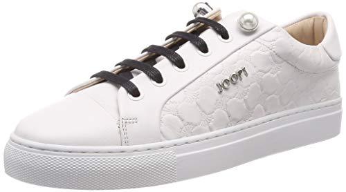 Joop! Damen Coralie LFU 1 Sneaker, Weiß (White 100), 41 EU