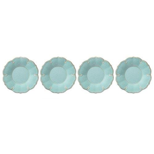 Lenox French Perle Melamin Aqua Akzent/Salatteller aqua -