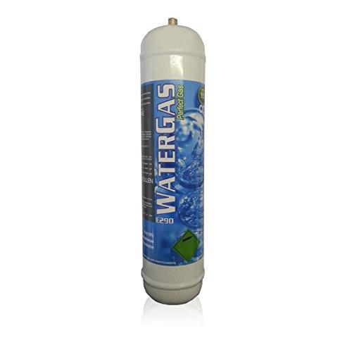 Zylinder Co2 600Gr E290 Einwegflaschen Ersatz für Wasser Gaskühler (Standard 11 Mm Pitch 1 Mm Pitch)