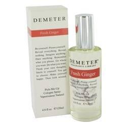 Demeter Fresh Ginger Cologne Spray By Demeter -