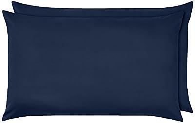 AmazonBasics Microfiber Pillowcase, Different Colors, 50x80x2