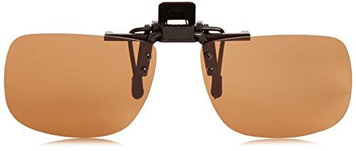 Sunoptic Unisex 1970 Sonnenbrille, Braun (Brown), Herstellergröße: One Size