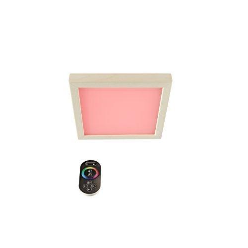 Infraworld LED Farblicht Sion 1A mit Fernbedienung Infrarot und Sauna S2291A