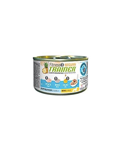 TR. Fit.3 Puppy&Junior Mini Gr 150 Pesce/Riso/Olio No Gluten