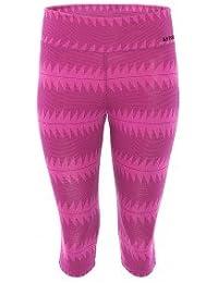 Astore PRINTER (-20%) Pantalón pirata para mujer, color rosa claro (L)