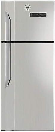 Godrej 328 L 2 Star Inverter Frost-Free Double Door Refrigerator (RF EON 328B 25 HCIT ST RH, Steel Rush, 4 in