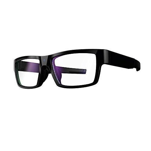ViView cámara Gafas de vídeo HD 1920x1080p g20.2018 un tamaño Negro