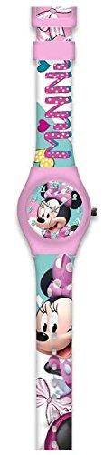 Disney Reloj Unisex Niños KD-WD19652