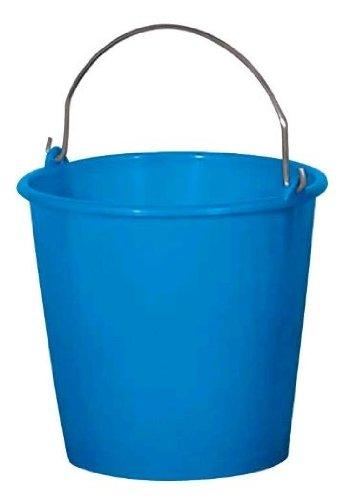 ALUMINIUM ET PLASTIQ Eimer für Haushalt, 8 l, Blau