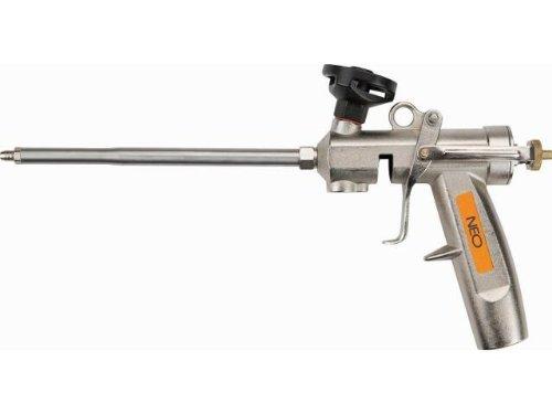 Neo Tools 61-011-Schaumstoff-Pistole surtidora mit Messing-Mundstück
