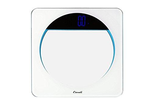 Escali Bad LB180Lunar Blue Body Maßstab - Escali Glas