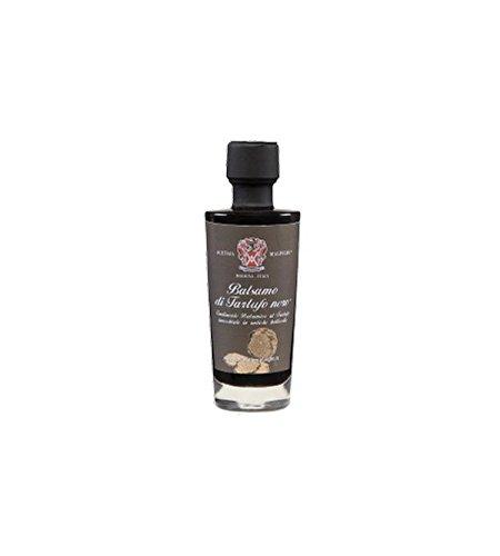 Acetaia Malpighi - Vinagre balsámico con trufa negra (densidad 1,30) 100 ml