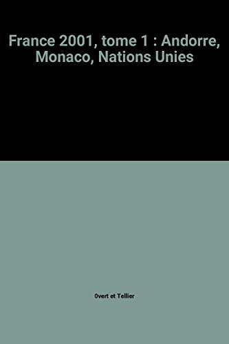 Catalogue des timbres de Monaco tome 1 bis édition 2001