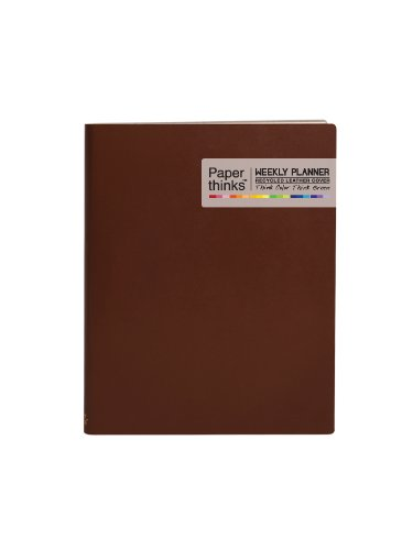 paperthinks-tan-extra-large-2014-recycled-leather-weekly-planner-7-x-9-inches