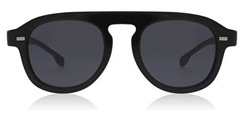 Hugo boss occhiali da sole boss 1000/s black/grey uomo