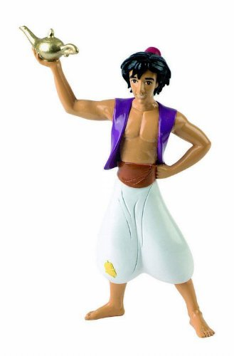 Bullyland 12454 - Walt Disney Aladdin - Aladdin