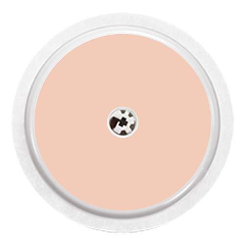 Haut - Sticker Aufkleber für FreeStyle Libre Sensor Farbe blass