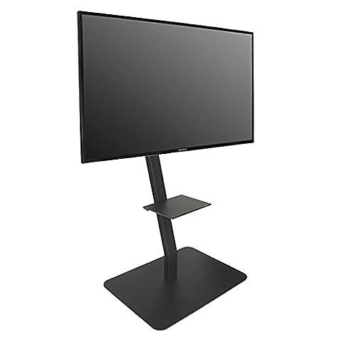 L&C Cloud TV Standfuß Schwarz - Empfohlene TV-Größe: 32