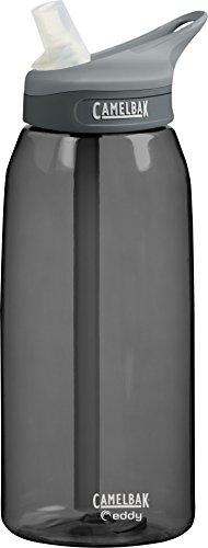 CamelBak Wasserflasche Eddy, charcoal, 1 Liter (1.000 ml) 53361 -