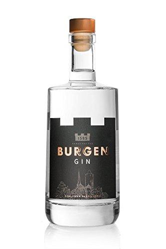 Burgen Premium Gin 45% vol,  (1 x 0.5 l)