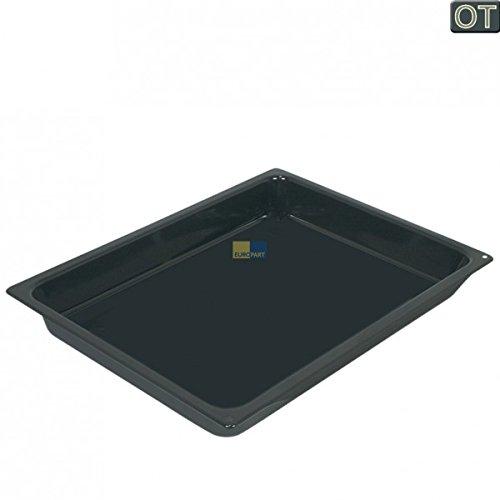 Unbekannt Backblech emailliert 56mm hoch, zu diversen Gorenje Geräten. Original 274663