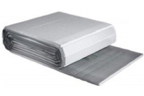 Logafix PUR-THERM Dämmrolle Fußbodenheizung Verbundplatte Tackerplatte 12m² 25-2 - 0,556 m² k/W