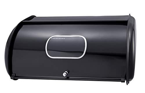 Camry panera, alumino, Negro, 27.5 x 18.5 x 44 cm