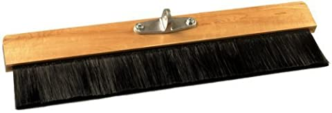 Bon 12-323 24-Inch Medium Bristle Concrete Finish Brush with Bracket by Bon Tool