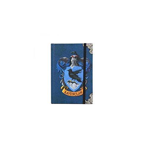 Harry Potter Ravenclaw Hogwarts casa insignia portátil A6 Diario Ofic