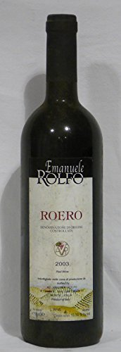 Roero doc 2003