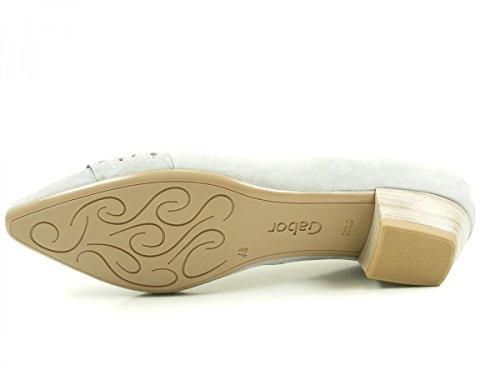 Gabor Shoes Fashion, Scarpe con Tacco Donna Grau
