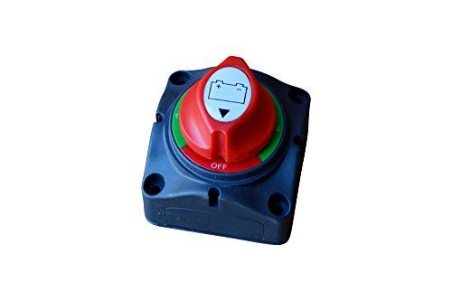 Batterie Trennschalter 3 Polig 12V / 24V / 48 V