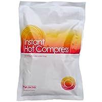 PhysioRoom Wärmekompresse Hot Pack Wärmepackung 22 cm x 14 cm - Ohne Aufwärmen, ideal im Notfall - Sofortige Schmerzlinderung bei Sportverletzungen im Endstadium - Aktiviert die Durchblutung - Bis zu 5 Stunden Wärme