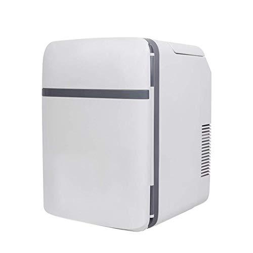 DULPLAY Nevera Coche,Mini Nevera,10L Portátil Casa Pequeña Electrónica Congelador Enfriamiento Rápido Calefacción...